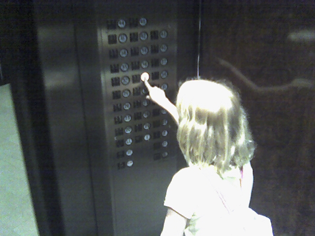 Let's Fight Over the Elevator Button