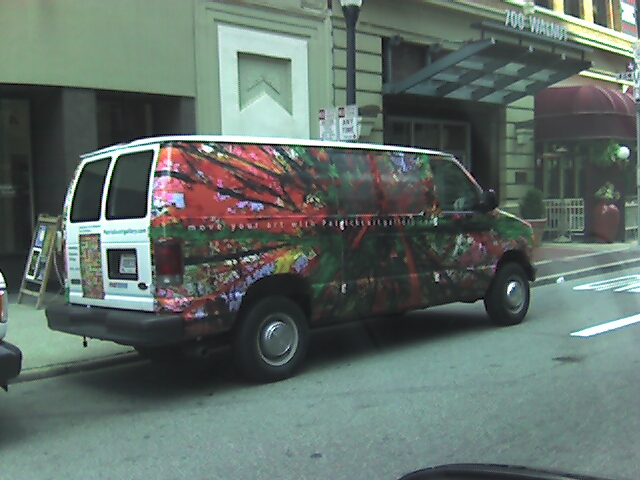 Lauren Likes This Van